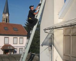 Ramonage Lavergne - Strasbourg - ramonage cheminée
